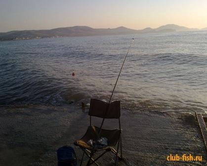 Рыбалка на кефаль