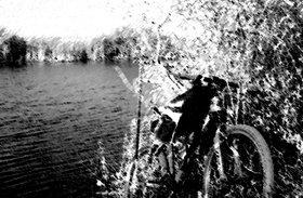Велорыбалка, или один день бабьего лета.