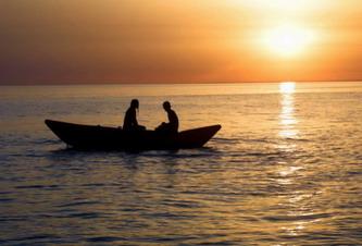 Зной и холод озера Балхаш - рыбалка на Балхаше.