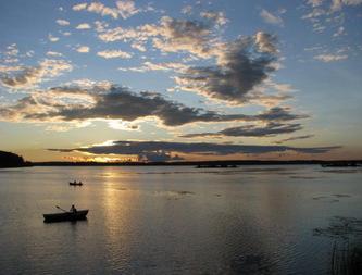 Озеро Сенеж – описание и видео.