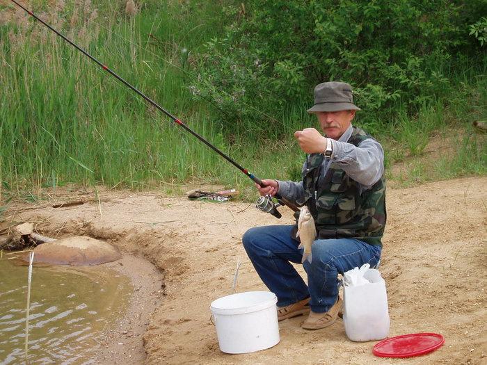 когда можно ехать на рыбалку весной на карпа