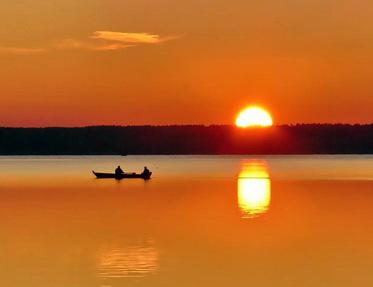 Озеро Свитязь.