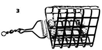Треугольная фидерная кормушка