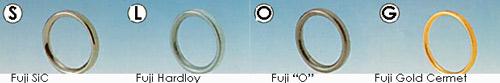 кольца Fuji вставки sic