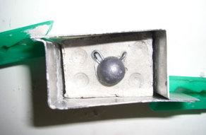 Гипсовая форма для изготовления ушастых грузиков