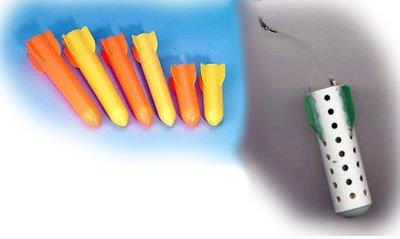ракеты для прикормки рыбы ее характеристики