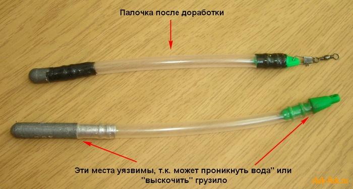 Тирольские палочки фото