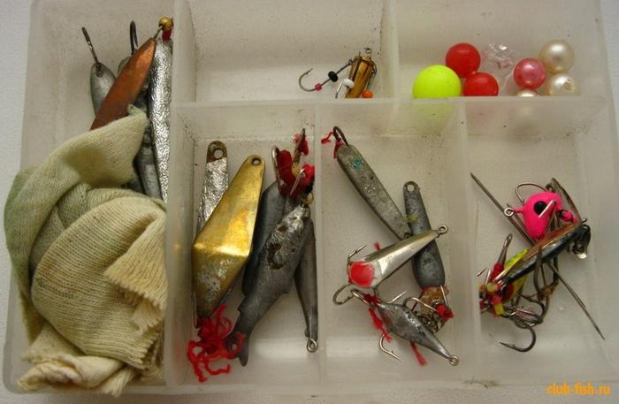 элитные снасти для рыбалки