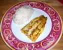Супер-быстрый лосось в микроволновой печи