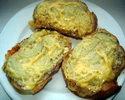 Горячие бутерброды с рыбой - фото-рецепт