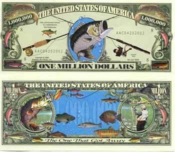 рыболовная валюта