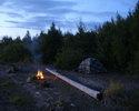 Безопасность лесного ночлега и система сигнализации