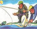 Если на сердце грустно – на рыбалку