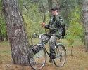 Объединяем велосипед и рыбалку.