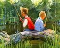 Истинная история произошедшая со мной в детстве на рыбалке.