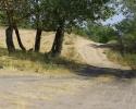Песчаные дороги острова