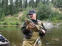 Рыбными тропами Беломорья - Серебряный ручей