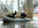 Русская рыбалка - Весенняя ловля жереха и не только его, в дельте Волги