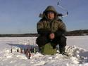 Зимняя блесна - Виды проводки - видео уроки онлайн.