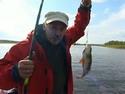 Ловля щуки и окуня на озере Варчато - видео программа онлайн.