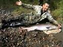 Абаканская рыбалка - С вертушкой на тайменя.