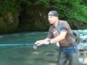 Рыболов-эксперт - Ловля форели на естественные приманки.