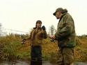 Рыбалка на малых реках Ленинградской области - видео программа онлайн.