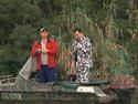 Рыбалка по-лугански - Джиг с лодки.