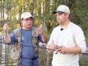 Ловля на мелководье в средней полосе России - видео.