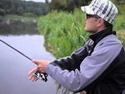 Рыбалка в Латвии - видео Siandien Kimba.