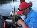 Ловля судака в реке на джиговые приманки - видео.