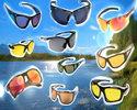 Поляризационные очки - видео.