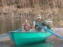 Клуб рыболовных путешествий - На рыбалку вместе с папой.