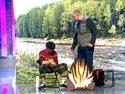 КВН - Плохая компания - С отцом на рыбалке.
