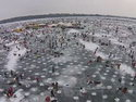 Миннесота. Зимняя рыбалка. 30 тысяч лунок.