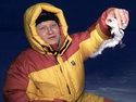 Моя рыбалка - Ловля судака на Рыбинском водохранилище зимой.