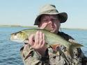 На рыбалку вместе с папой - Казахстан.