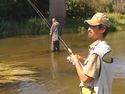 Рыбак Рыбаку - Ловля голавля на воблеры.
