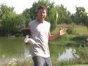 Рыбалка квадрокоптером (дроном) - видео.