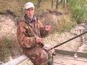 Ловля плотвы и уклейки маховой удочкой - видео.