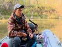 Рыбак Рыбаку - Ловля щуки на малой реке.