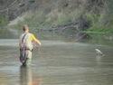 Школа рыболова - Ловля голавля спиннингом и нахлыстом.