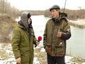 Речная щука в межсезонье - видео Рыбак Рыбаку.