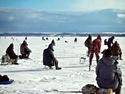 Школа рыболова - Ловля судака на Усинском заливе.