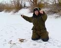 Рыбак Рыбаку - Ловля окуня в Саратовской области.