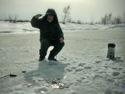 Школа рыболова - Ловля уклейки по последнему льду