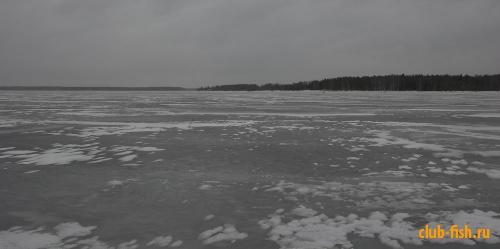 Просторы Иваньковкого водохранилища