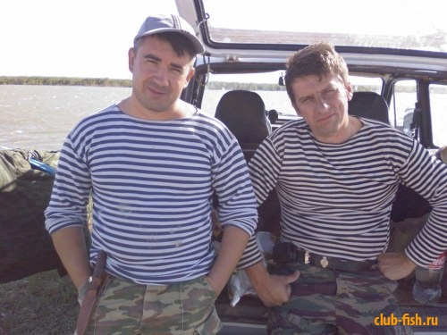 Братья морячки