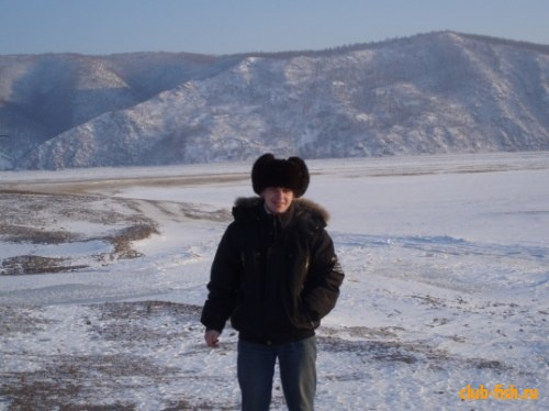 Зимний Амур
