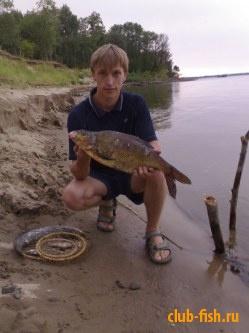 рыбалка в с.Грачи